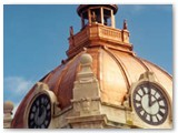 Brown County Courthouse Dome Renovation