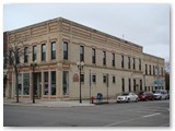 Sturgeon Bay Hardware Building - 25 Years After Cleaning
